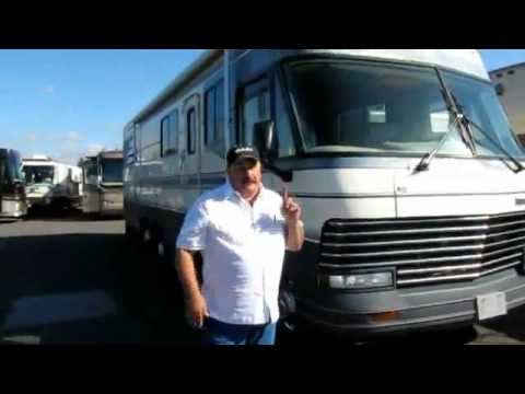 hqdefault 1992 holiday rambler imperial 34' class a motorhome youtube holiday rambler rv wiring diagram at bayanpartner.co