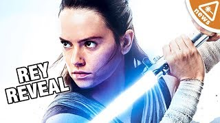 Did Adam Driver Spoil Rey's Parents for The Last Jedi? (Nerdist News w/ Jessica Chobot)