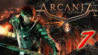 Arcania: Fall of Setarrif - Part 7 - Delivering the keystones [Gothic 4 Playthrough]