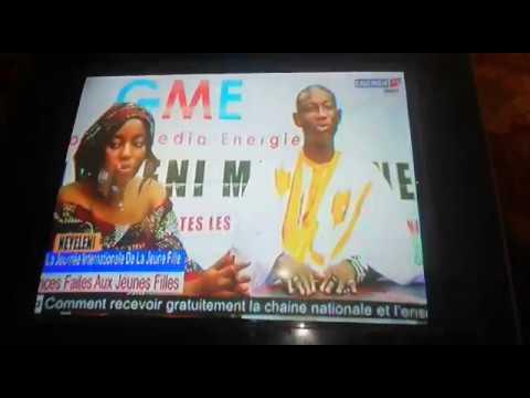 Mali TV broadcast