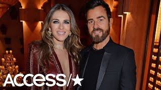 Elizabeth Hurley & Justin Theroux Were Seen Out Together In Marrakesh | Access