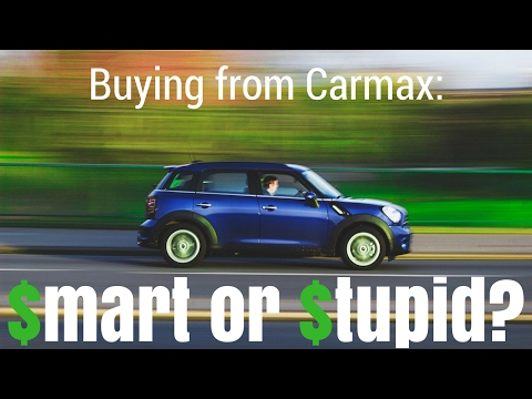 Buying from Carmax: Are you getting screwed over?
