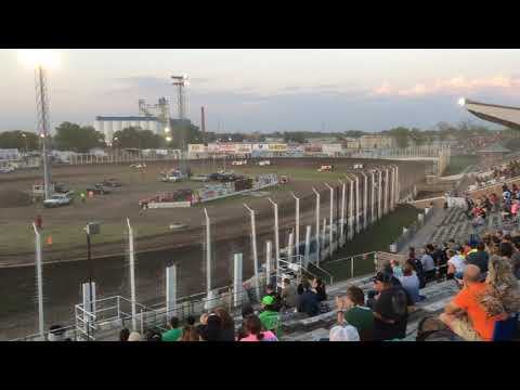 2018 May 25 River Cities Speedway Late model Feature