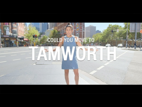 Could you move to Tamworth?  The Feed