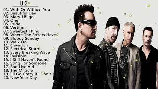 U2 Greatest Hits Album 2017 -  U2 The Best of Playlist- The Best of U2 Collection