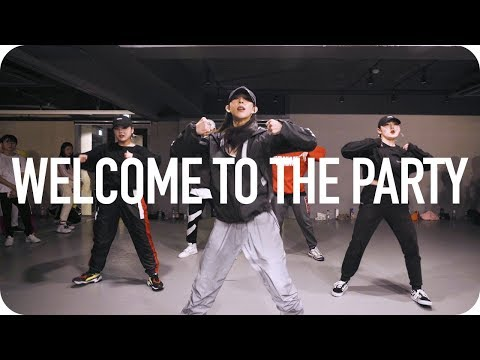 Welcome To The Party - Diplo, French Montana & Lil Pump ft. Zhavia Ward / Mina Myoung Choreography