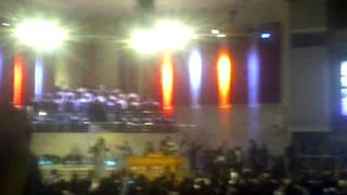 Donnie McClurkin sings Imela and Oghene Doh
