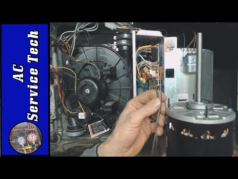 Furnace or AC Blower Motor Not Starting or Working! Top 10 Reasons Why!