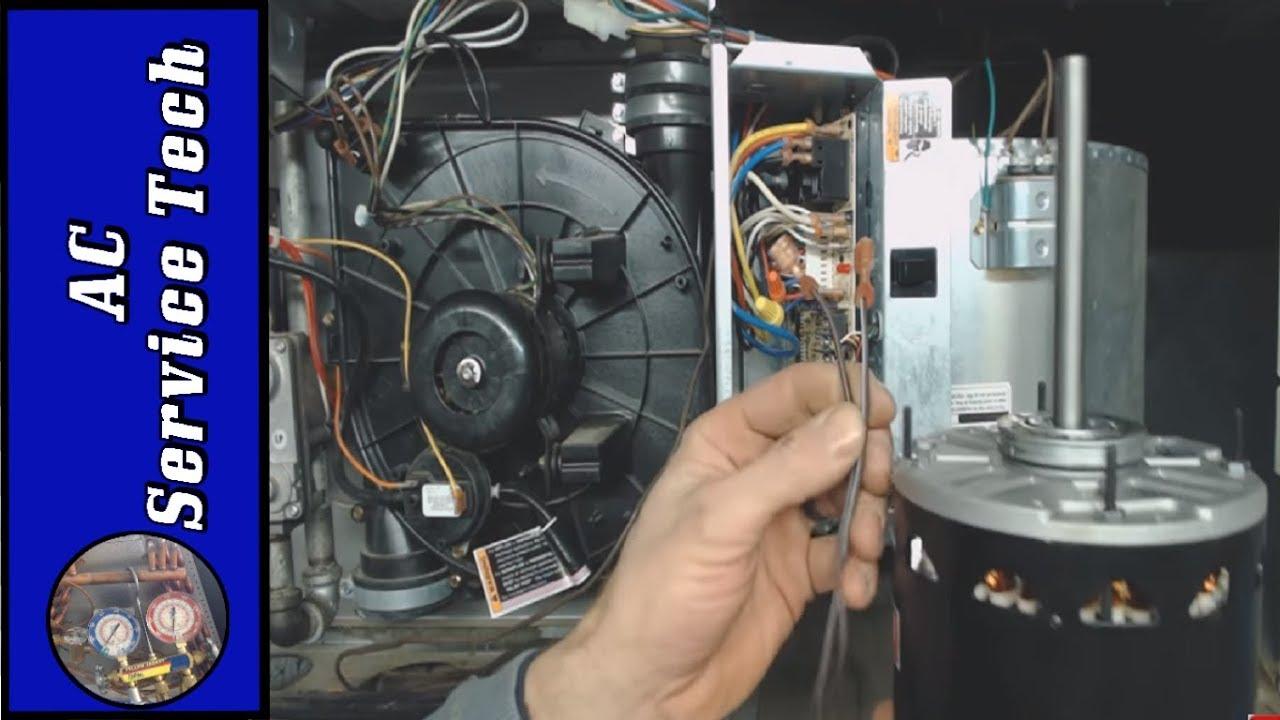 Furnace Motor Not Working