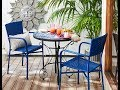 Outdoor Furniture For Small Space