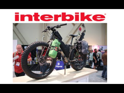 Interbike the biggest bicycle trade show in america for Largest craft shows in the us
