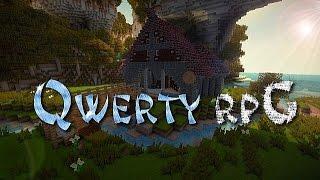 QWERTY RPG for Minecraft 1.7.10 - обзор эпичной сборки