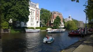 Амстердам, достопримечательности и фото города. Путешествие по Европе. Голландия для туриста(Фотографии Амстердама, улицы, рестораны, дома, каналы и лодки., 2016-03-27T19:54:24.000Z)