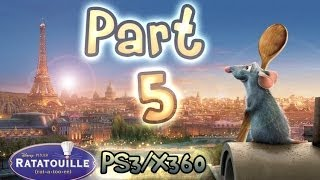 Ratatouille Walkthrough Part 5 : The Movie - Game (PS3, Xbox 360)