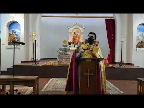 English and Armenian Sermon August 16, 2020
