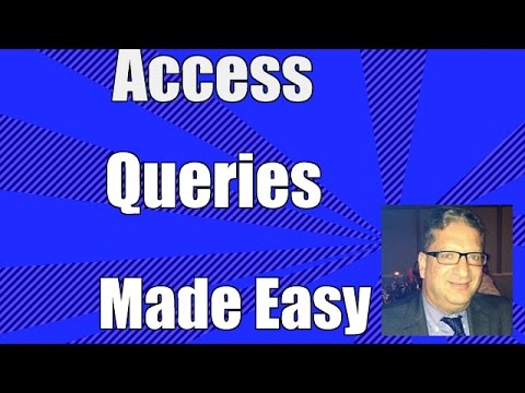 ms access how to create union query