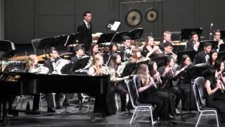 2016 california all state high school wind symphony american salute