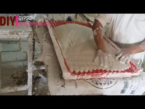 Gypsum plaster of Paris wood tile gypsum plaster of paris    DIY GYPSUM & GYPSUM BOARD