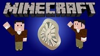 Paradox Makinesi (Zaman Yolculuğu) - Minecraft İcatları