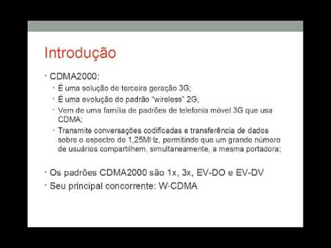 Trabalho redes 2 CDMA-2000 part1