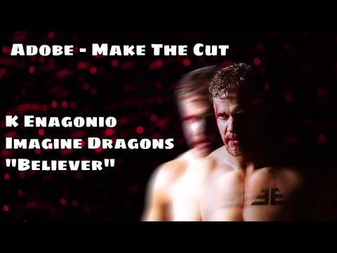 Imagine Dragons - Believer - Adobe Editing Contest Entry