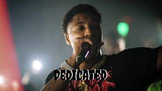 "[FREE] NBA Youngboy Type Beat ""Dedicated"" 