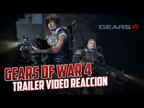 Gears of War 4 | Trailer E3 - Video Reaccion!!