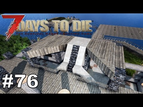 Regroup at Home Base | 7 Days to Die | S09E76
