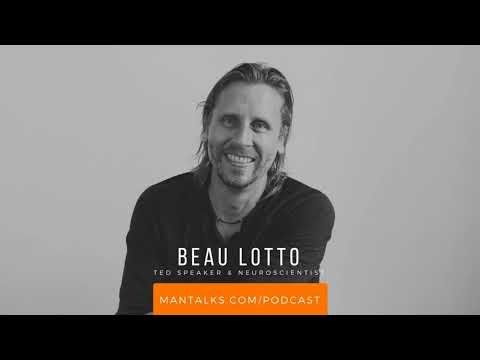 Beau Lotto - Why Our Brains Hate Change