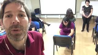"""Dinamica de Comunicacion """"El juego de la T"""" por Santiago Antinogene"""