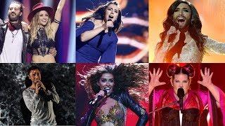 Eurovision 2010 - 2019 - 200 Memorable Moments (part 3)