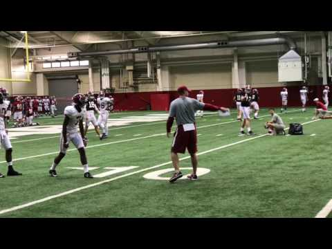 Inside Alabama football practice for 2016 SEC Championship Game