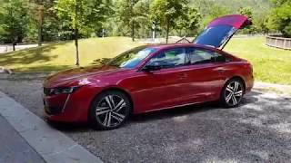 2018 All New Peugeot 508 Full In-Depth Review | Evomalaysia.com