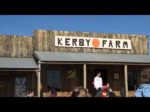 Kerby Farm Pumpkin Patch Bonner Springs Ks Youtube