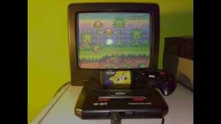 Ristar: Music From The Original Video Game - Sega Mega Drive II PAL