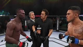 EA SPORTS™ UFC® 3_2018 拳拳到肉激烈冠軍賽