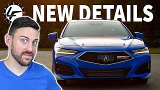 Acura has RETURNED - TLX Type S horsepower revealed...