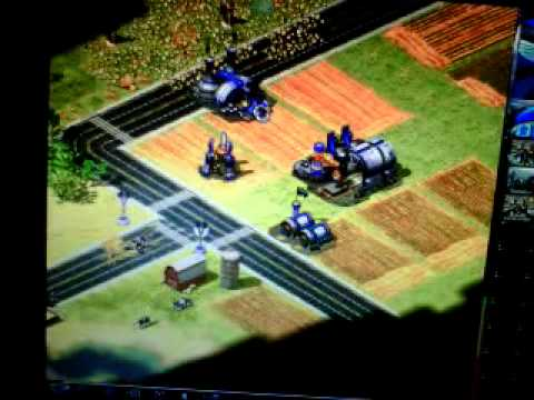 Red Alert 2 เพิ่มกองทัพไทย