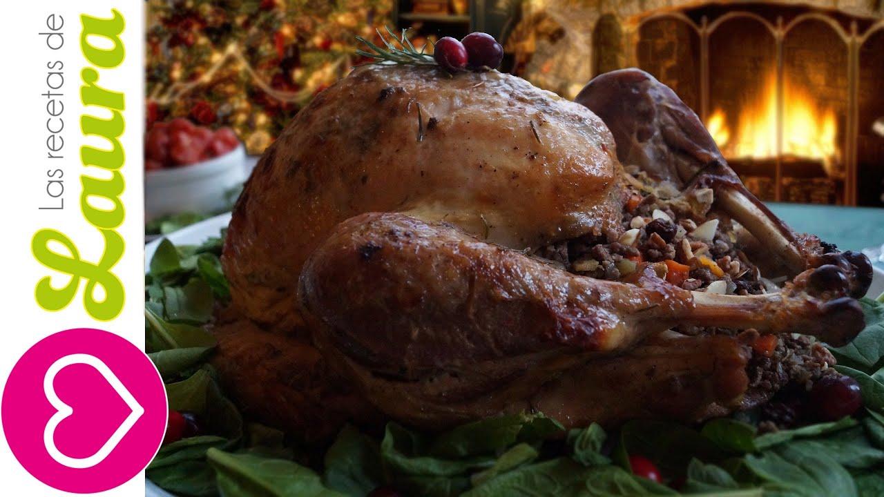 como preparar pavo al horno relleno y con gravy rosemary oven bake turkey with stuffing and gravy youtube