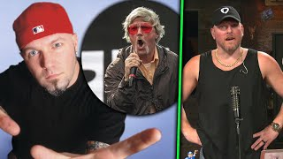 Pat McAfee Reacts To Fred Durst's ELECTRIC Lollapalooza Look