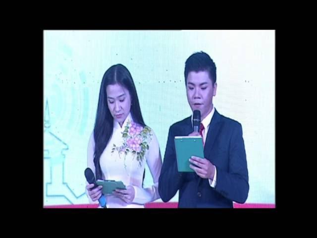 Hội thi Tin học trẻ TP. HCM - Lễ kỷ niệm 25 năm và Tổng kết trao giải năm 2016