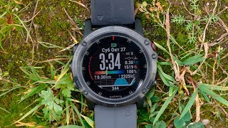 Garmin Fenix 5x Plus - Обзор