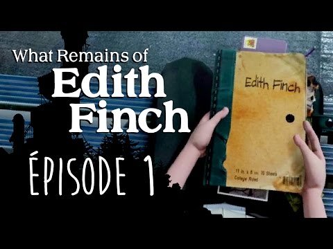 WHAT REMAINS OF EDITH FINCH : Le début d'une claque ! | LET'S PLAY FR #1