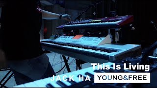 """""""THIS IS LIVING"""" - Hillsong Young & Free (Keyboard Cover)"""