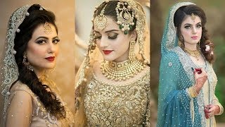 Latest Walima Bridal Makeup For Girls|| Gorgeious Makeup
