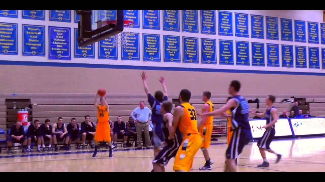 Mt. Mercy University Mens Basketball Highlight Mixtape (St ...