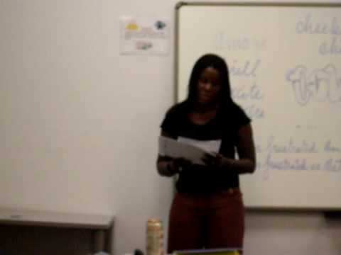 Graduation 1. TALK English Schools Student. Miami / Fort Lauderdale, USA
