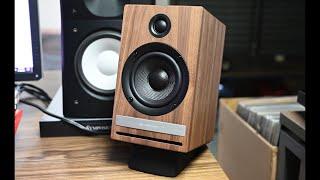 Chém gió đỡ chán: Audioengine HD4, Nordost QK1 QV2, Việc nghe nearfield