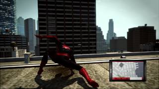 Ultimate Spiderman Man Suit Mod For Amazing Spiderman Pc Game