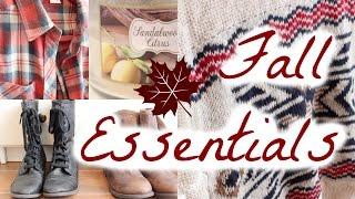 Fall Essentials | 2014 Thumbnail